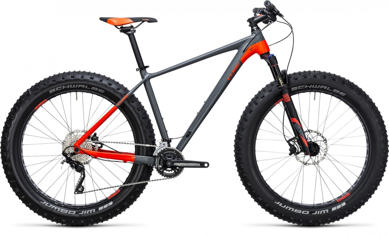 Nutrail 2018 - Hardtail Fat Bike