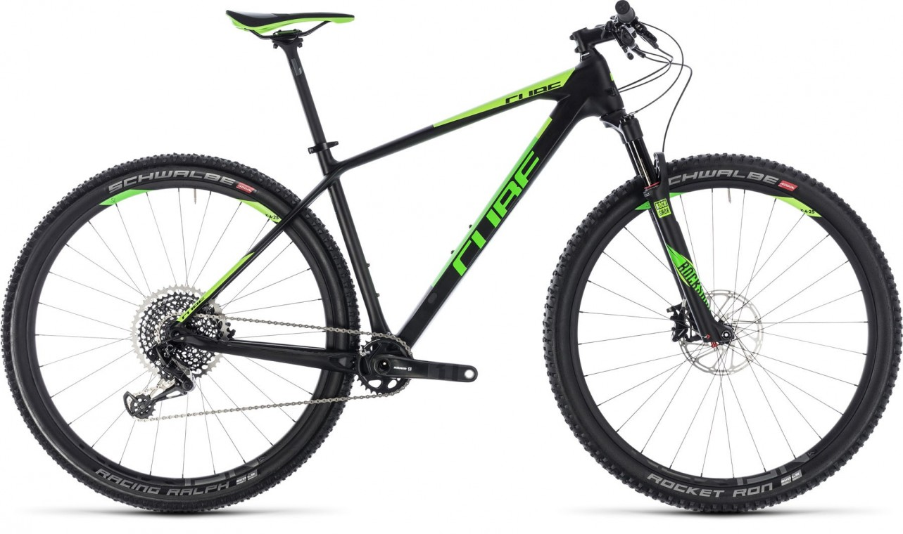 Reaction C:62 Eagle, 2018 - Carbon Hardtail Mountain bike