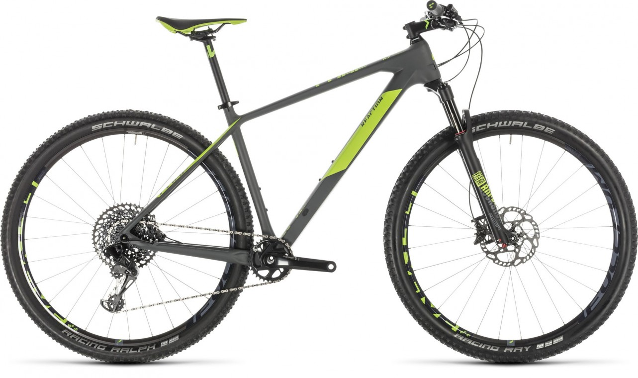 Reaction C:62 Race Eagle 2019 - Hardtail Mountain Bike