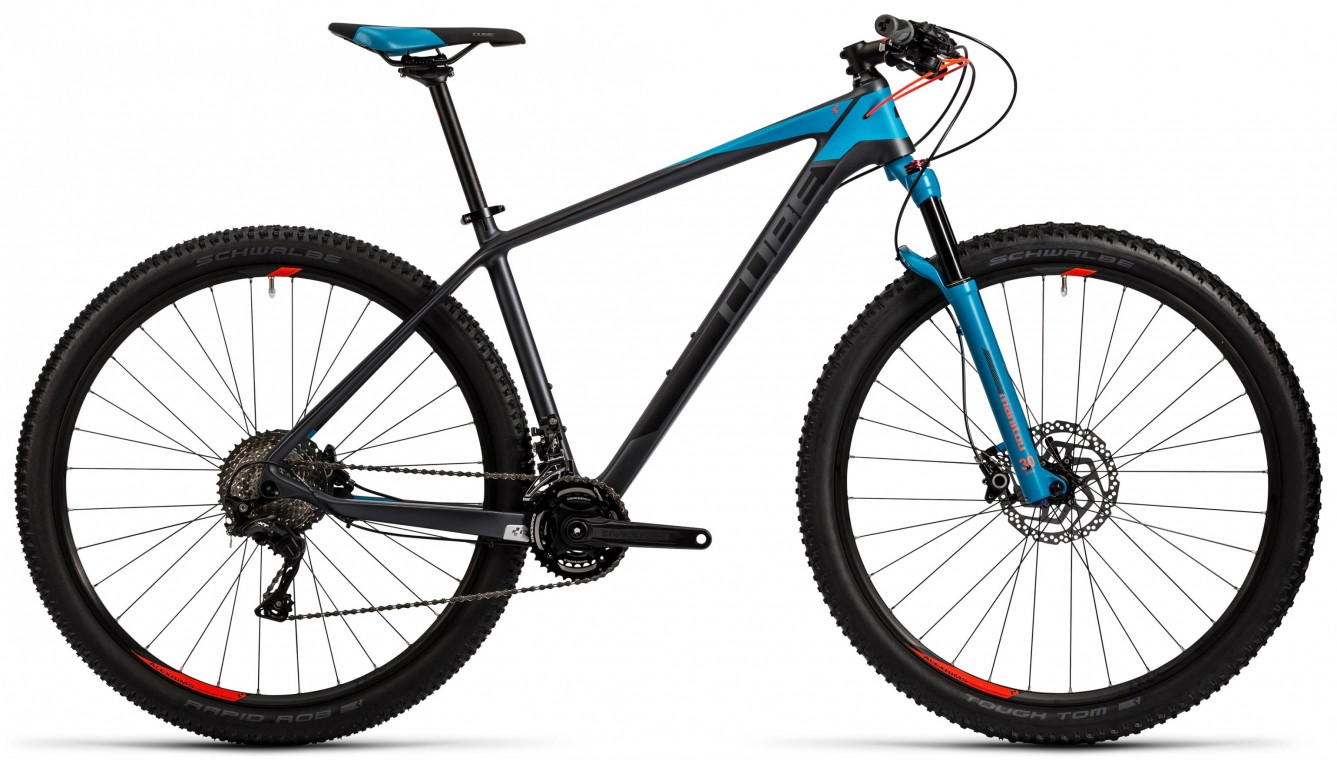 Reaction GTC 27.5 Grey 2016 - Hardtail Mountain Bike