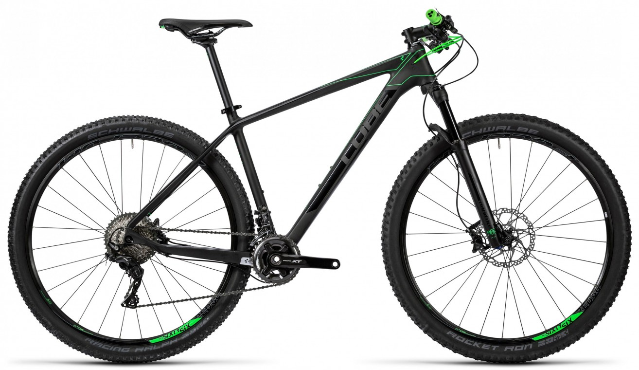 Reaction GTC Race 27.5 Carbon 2016 - HardtailMountain Bike