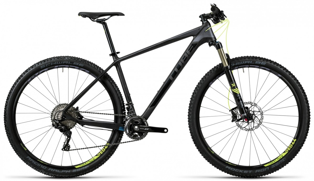 Reaction GTC SL 27.5 Carbon 2016 - Hardtail Mountain Bike