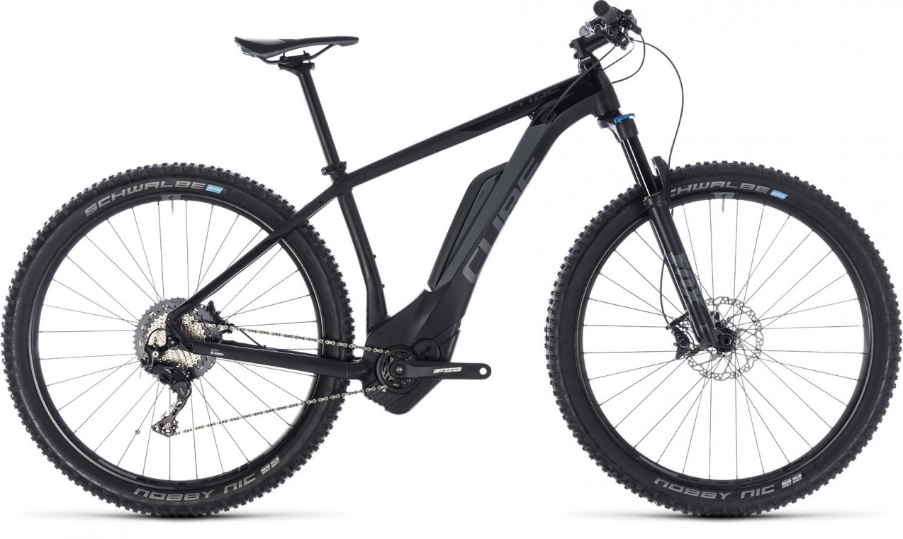 Reaction Hybrid EXC 500 27.5, 2018 - electric bike