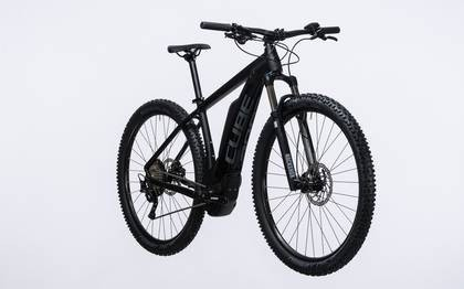 Reaction Hybrid HPA SL 500 27.5 Black 2017- Electric Mountain Bike