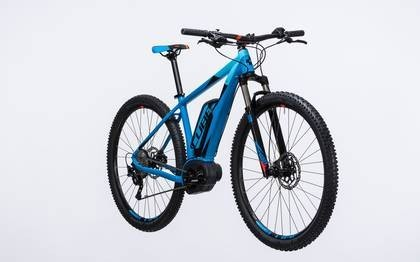 Reaction Hybrid HPA Race 500 27.5 Blue 2017 - Electric Mountain Bike