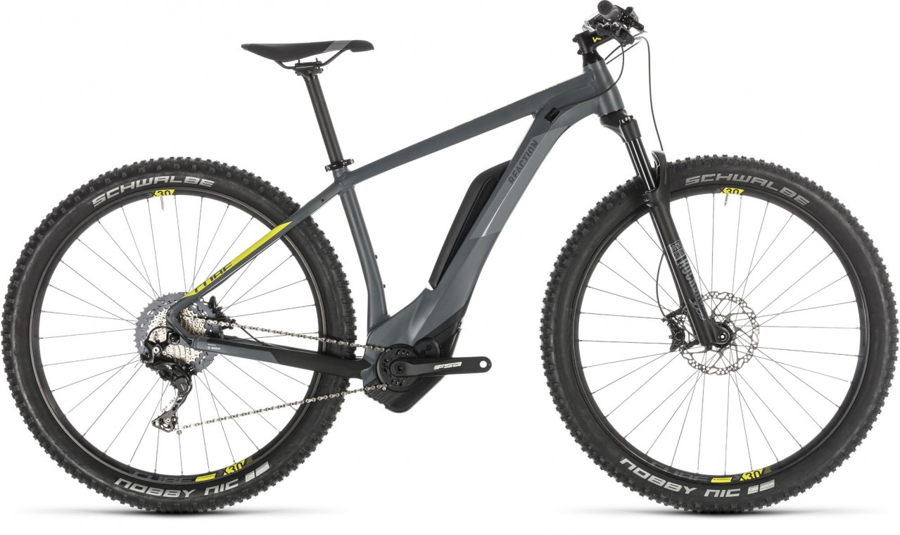 Reaction Hybrid Race 500 2019 - Electric Bike