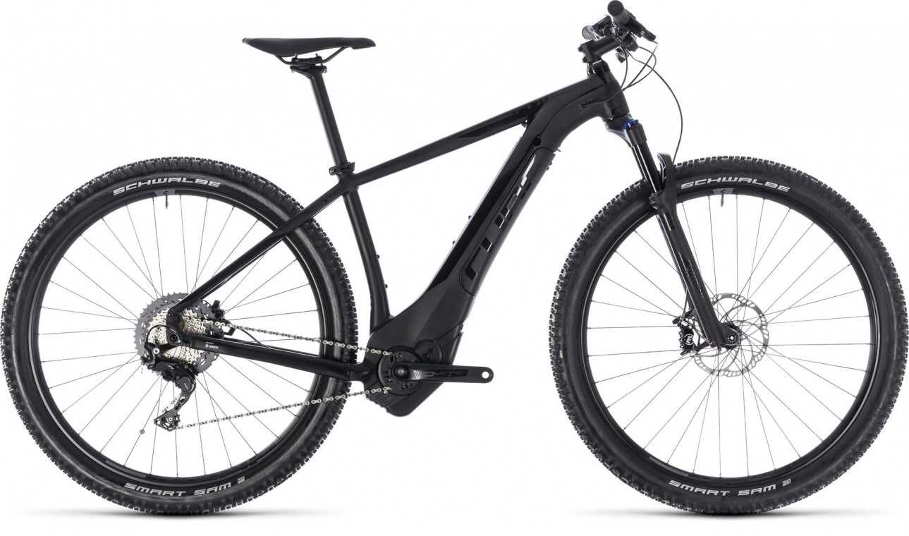 Reaction Hybrid SL 500 27.5, 2018 - electric bike black edition