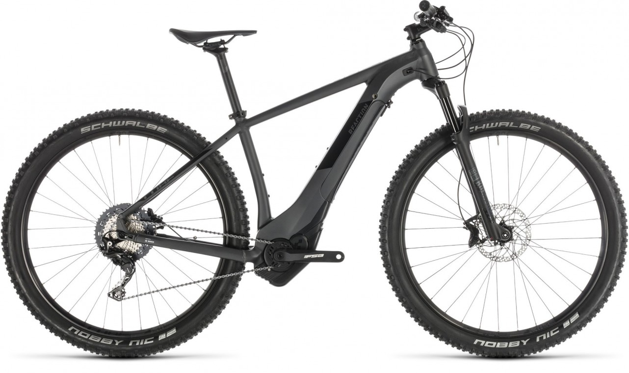 Cube Reaction Hybrid SL 500 Kiox - 2019 Electric Bike