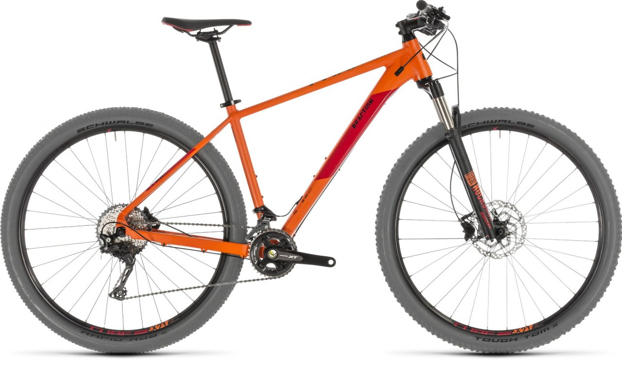 Reaction Pro 2019 - Hardtail Mountain Bike