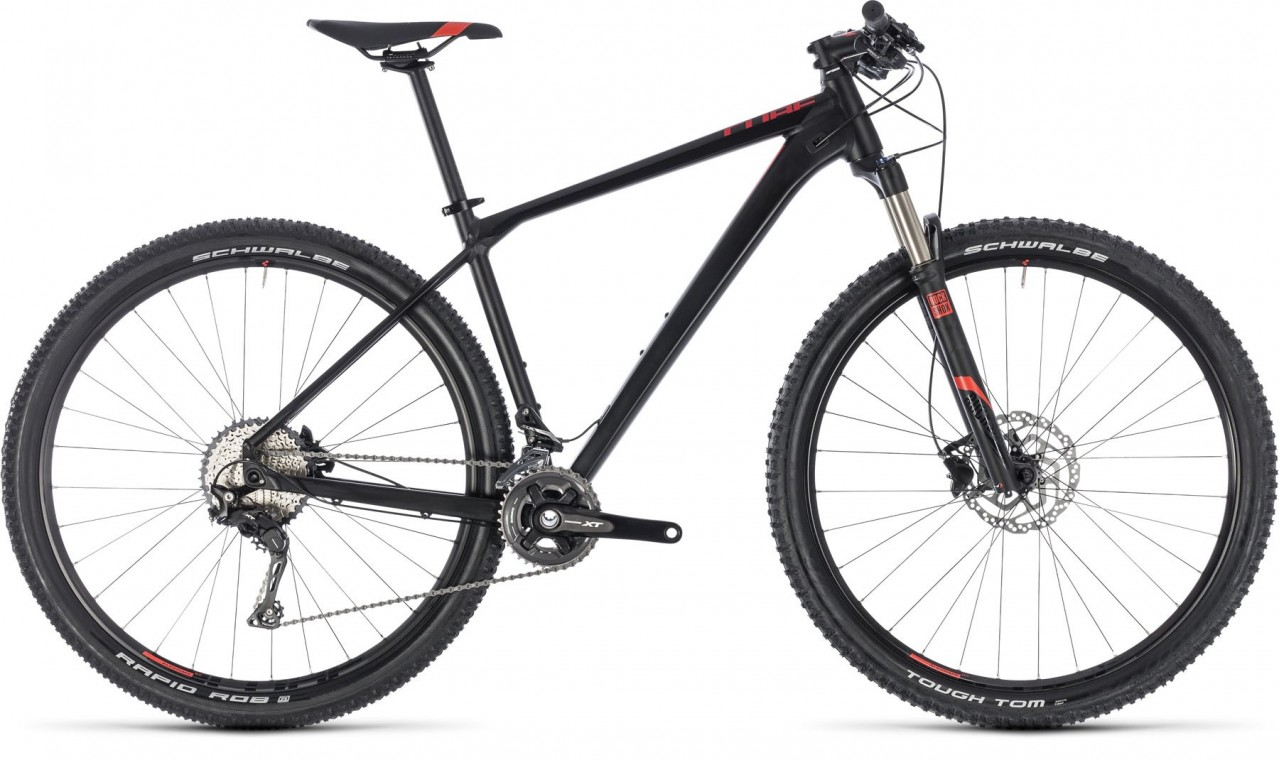 Reaction Pro 27.5, 2018 - Hardtail Mountain bike black/red