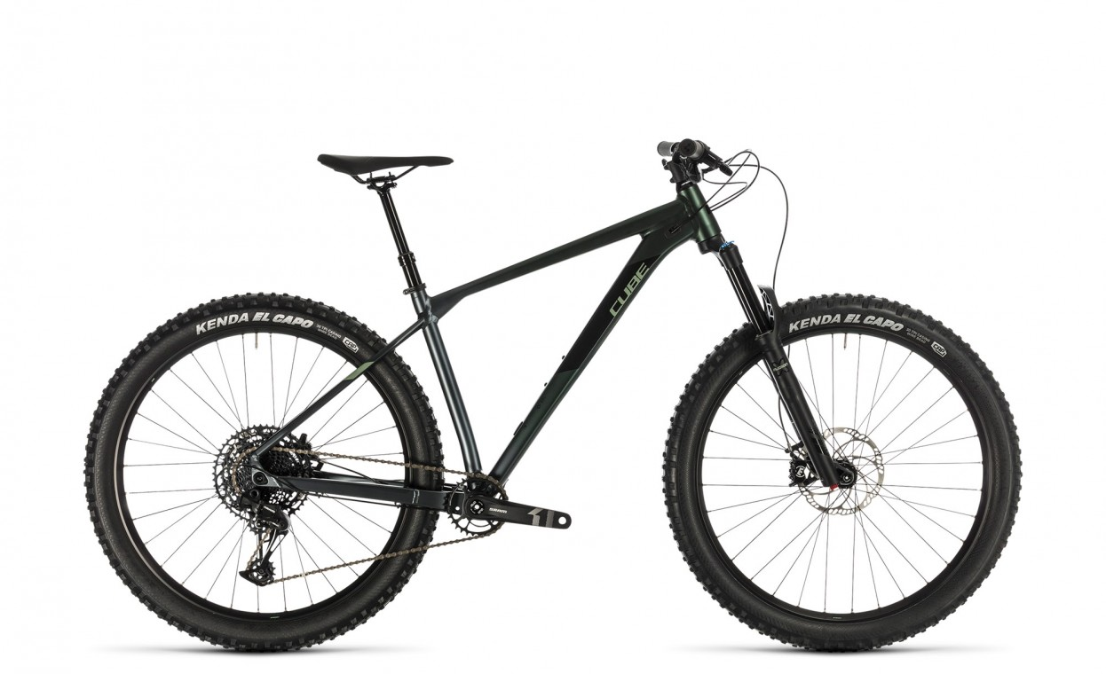 Cube Reaction Team 2020 Hardtail Mountain Bike