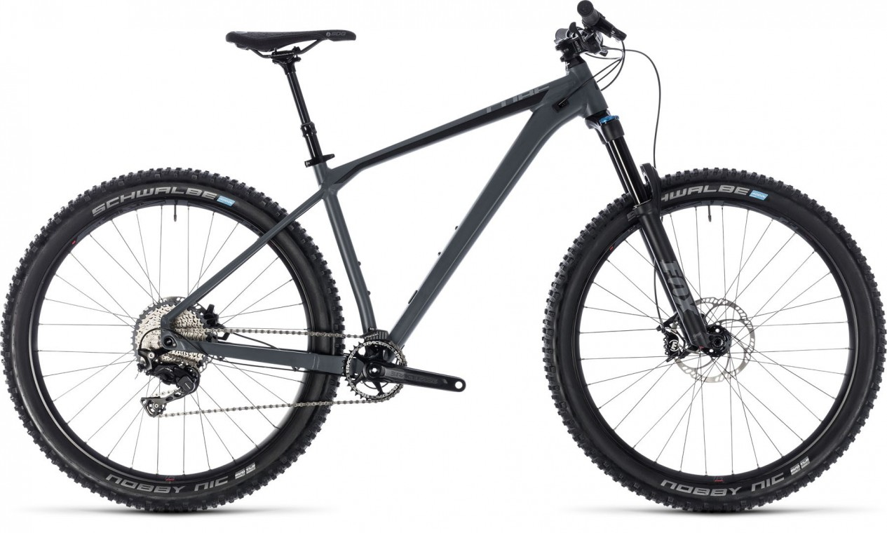 Reaction TM, 2018 - Carbon Hardtail Mountain bike