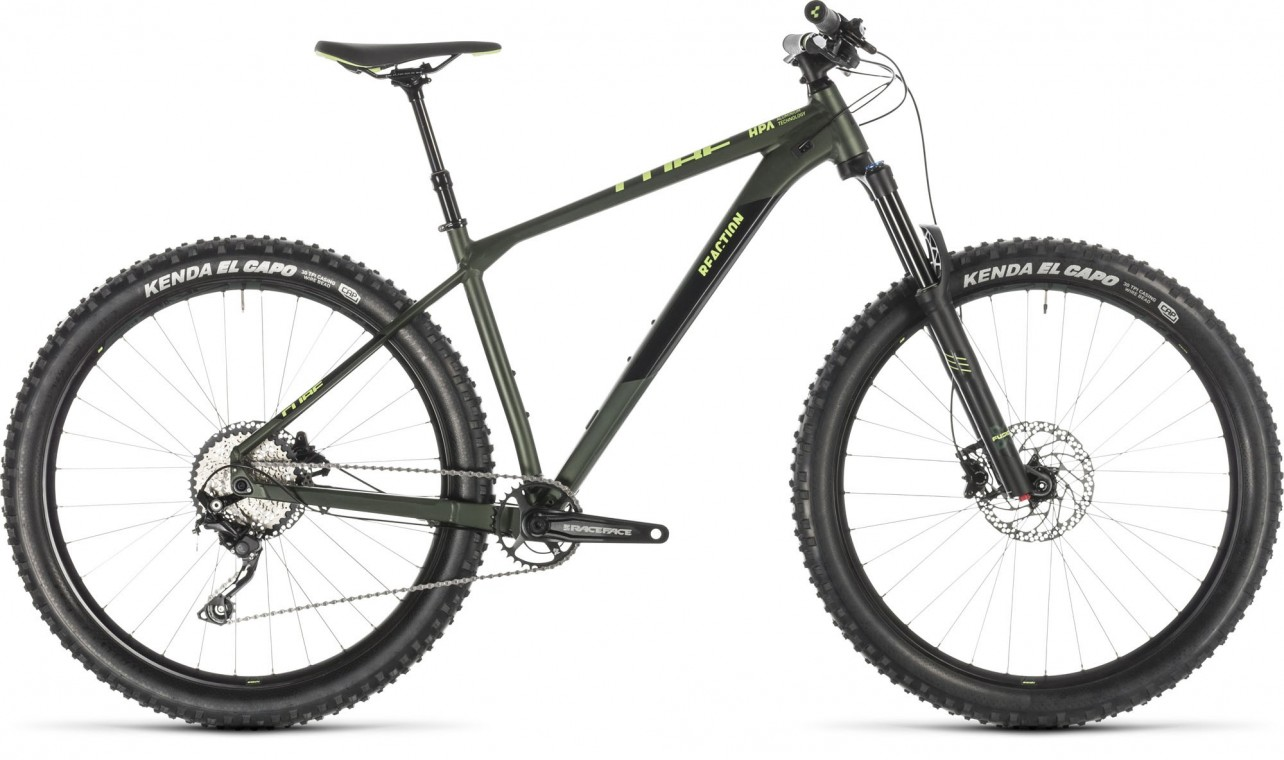 Cube Reaction Tm - 2019 Hardtail Mountain Bike