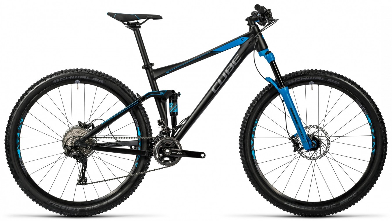 Stereo 120 HPA Race 27 2016 - Full Suspension Mountain Bike