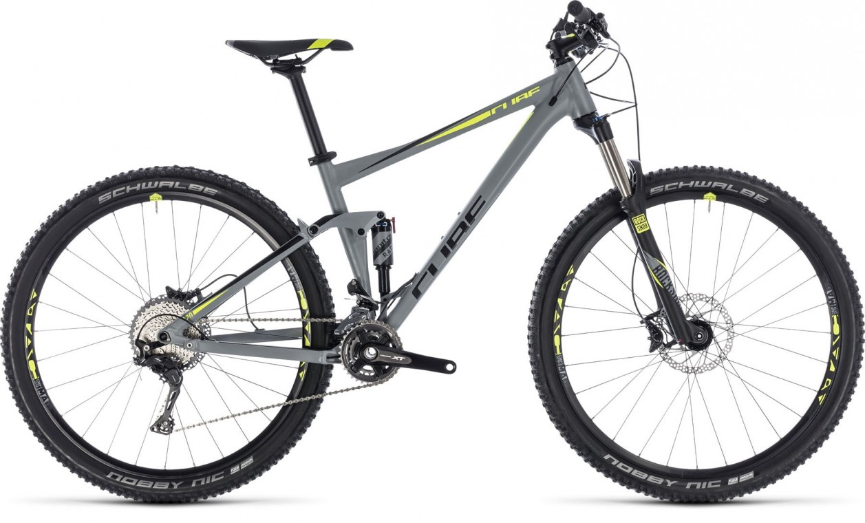 Stereo 120 Pro 27.5, 2018 - Full suspension bike