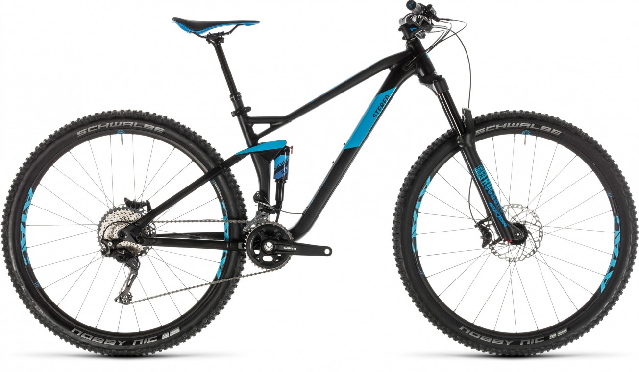 Cube Stereo 120 Race - Bike 2019 Full Suspension Mountain Bike