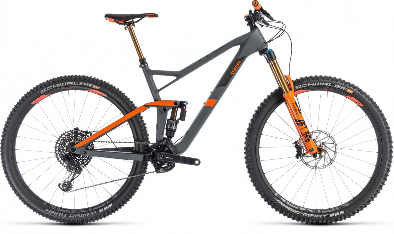 Cube Stereo 150 C:68 TM 29 - 2019 29er Mountain bike