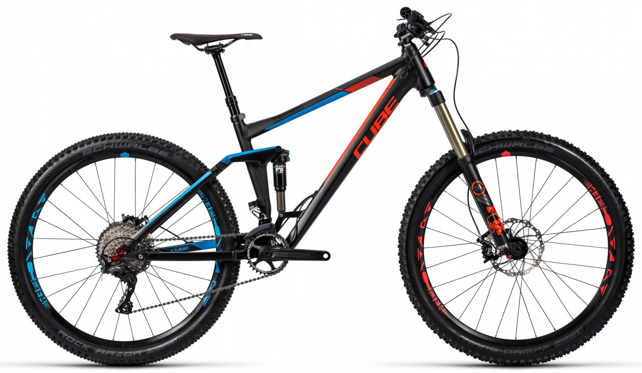 Stereo 160 HPA Race 27.5 2016 - Full Suspension Mountain Bike
