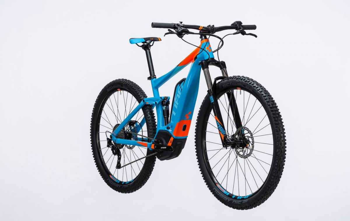 Stereo Hybrid 120 HPA Pro 500 29 2017 - Full Suspension Electric Bike