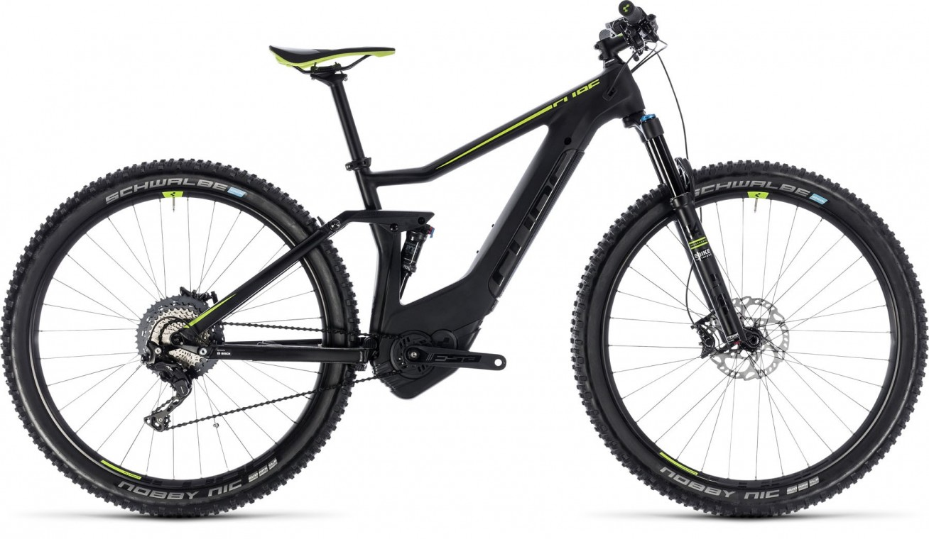 Stereo Hybrid 120 HPC SL 500 27.5, 2018 - electric bike