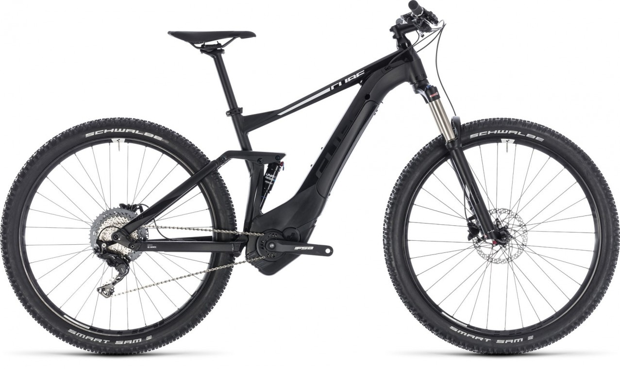 Stereo Hybrid 120 Pro 500 27.5, 2018 - electric bike black/white