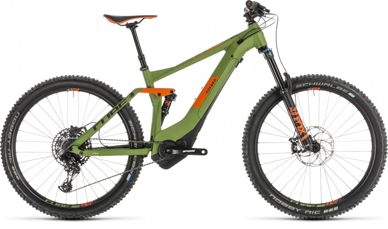 Stereo Hybrid 140 Race 500 27.5 2019 - Electric Bike