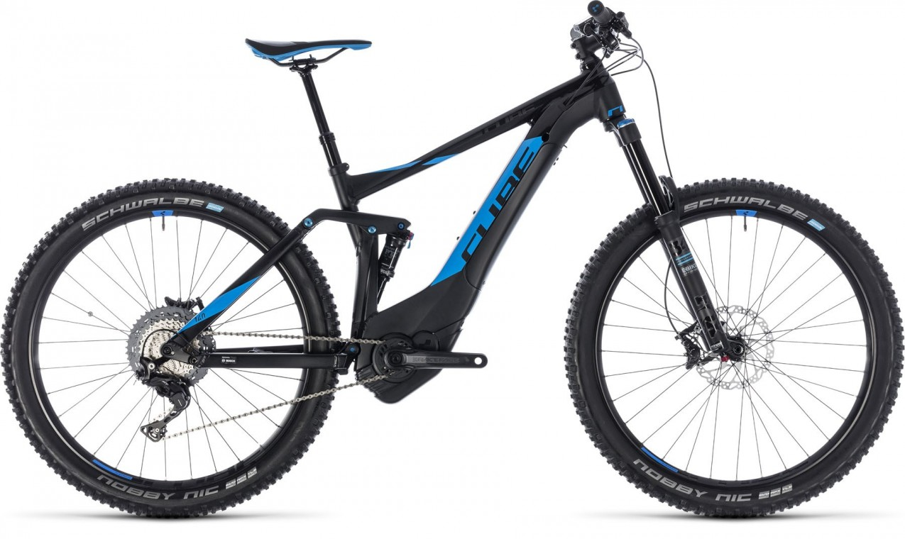 Stereo Hybrid 140 SL 500, 2018 - electric bike