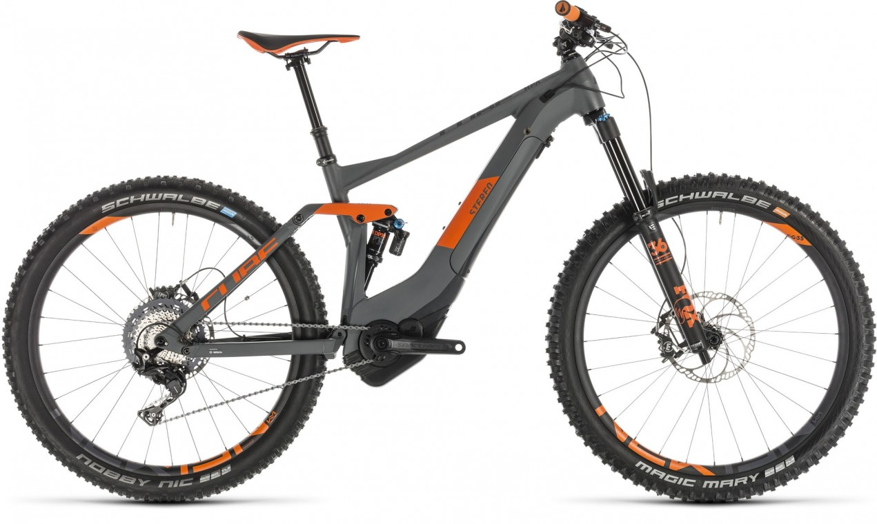 Cube Stereo Hybrid 140 Tm 500 Kiox 27.5 - 2019 Electric Bike
