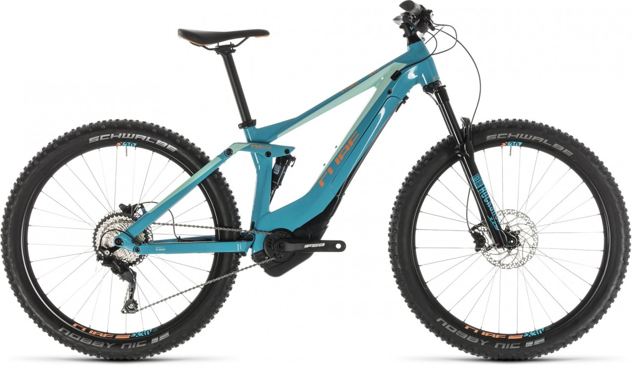 Sting Hybrid 120 Race 500 2019 - Electric Bike