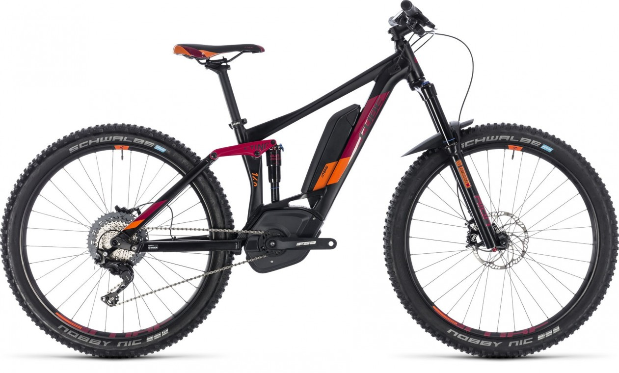Sting Hybrid 140 Race 500, 2018 - electric bike