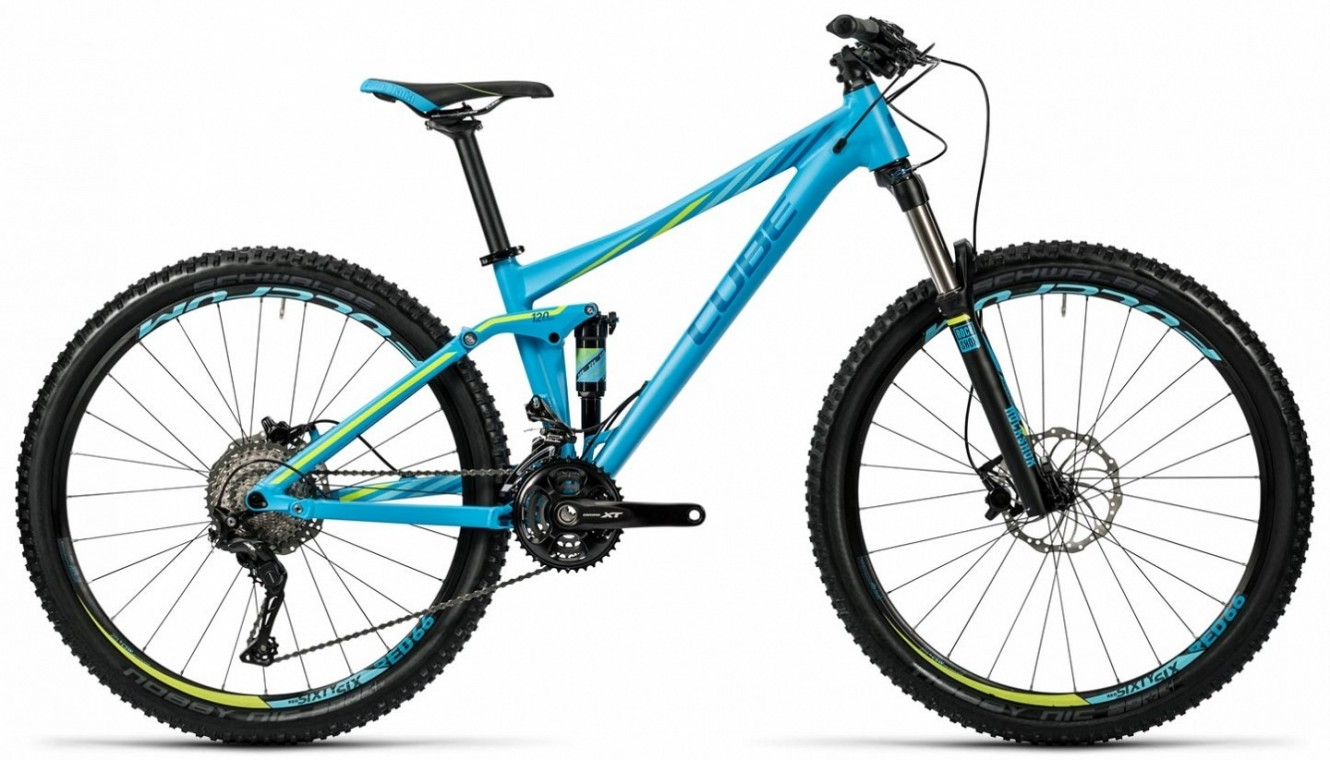 Sting WLS 120 Pro 29 2016 - Ladies Full Suspension Bike