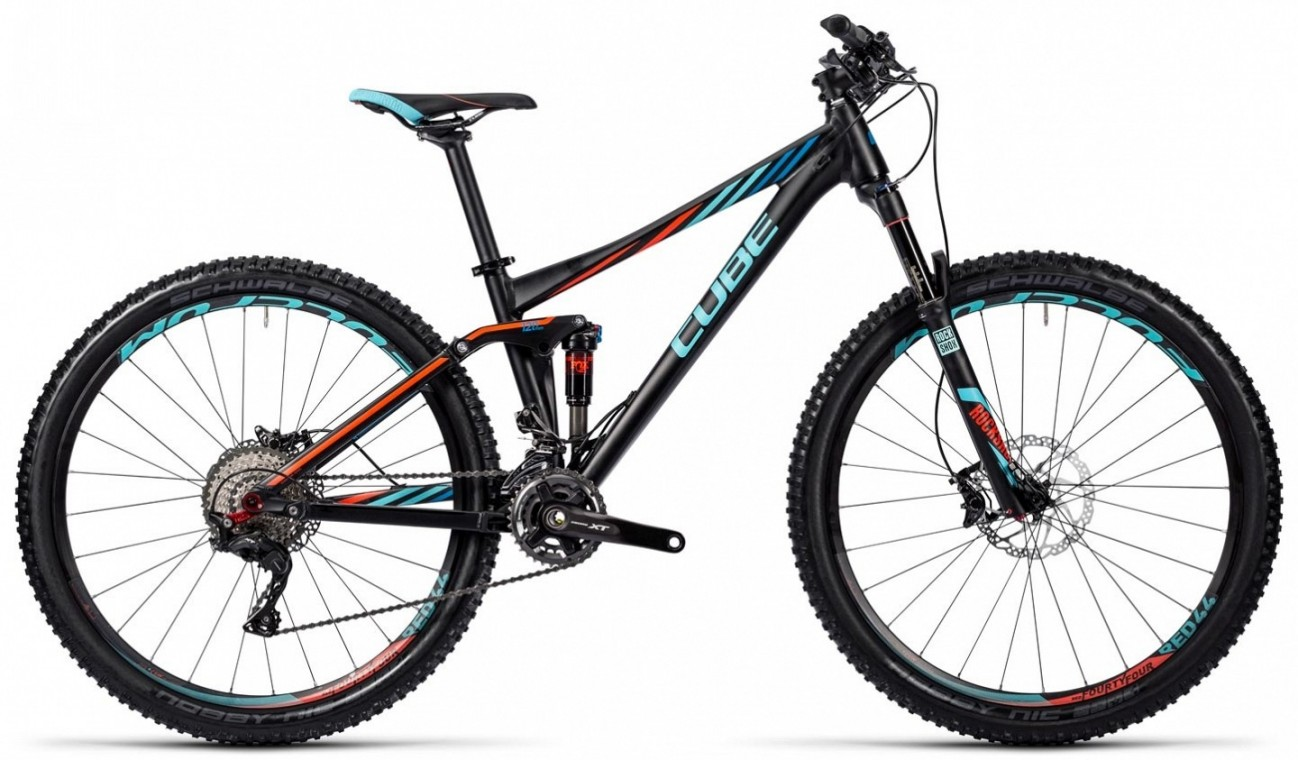 Sting WLS 120 Race 29 2016 - Ladies Full Suspension Bike
