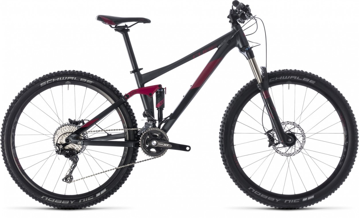 Sting WS 120 Pro 29, 2018 - Ladies Full suspension Mountain bike