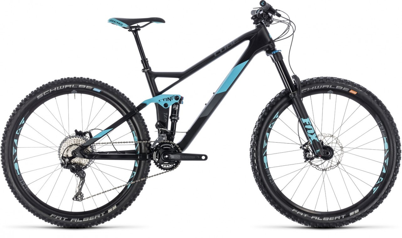 Sting WS 140 HPC Race, 2018 - Ladies Full suspension Mountain bike