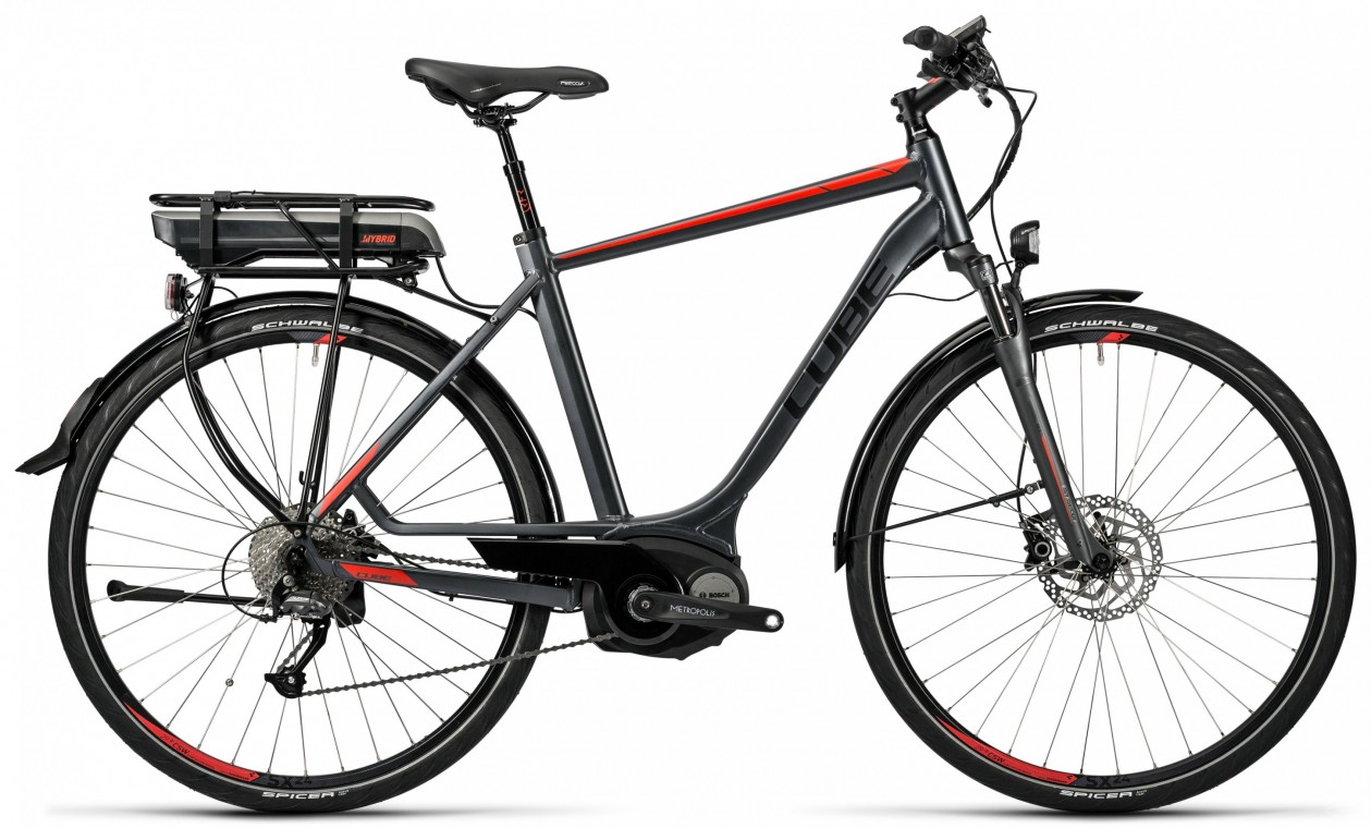 Touring Hybrid 400 Gents - 2016