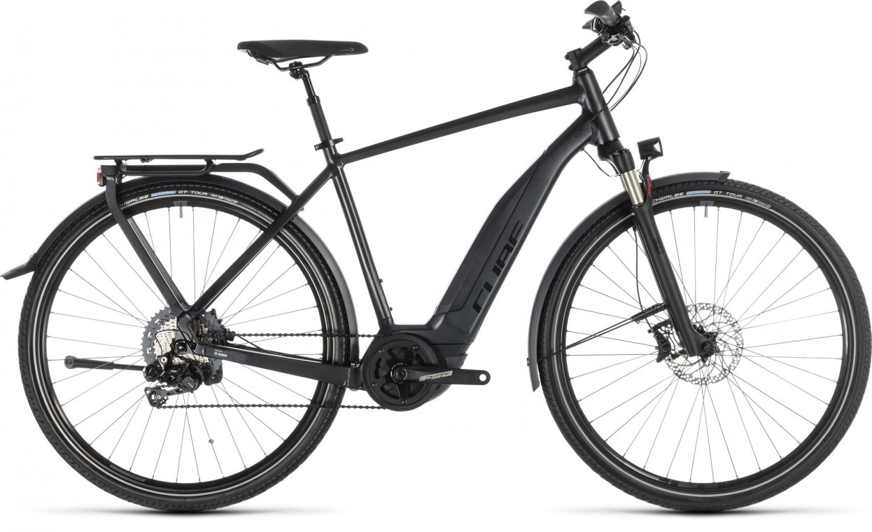 Touring Hybrid SL 500 Kiox 2019 - Electric Bike