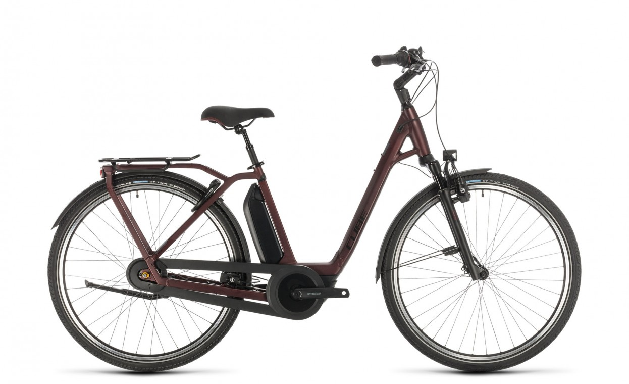 Cube Town Hybrid EXC 500 2020 Electric Bike