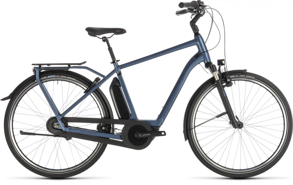Cube Town Hybrid Exc 400 - 2019 Electric Bike