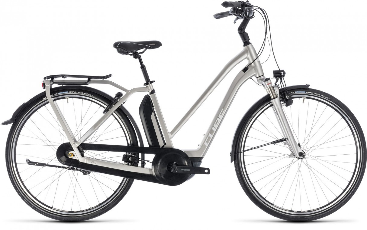 Town Hybrid EXC 500, 2018 - electric bike