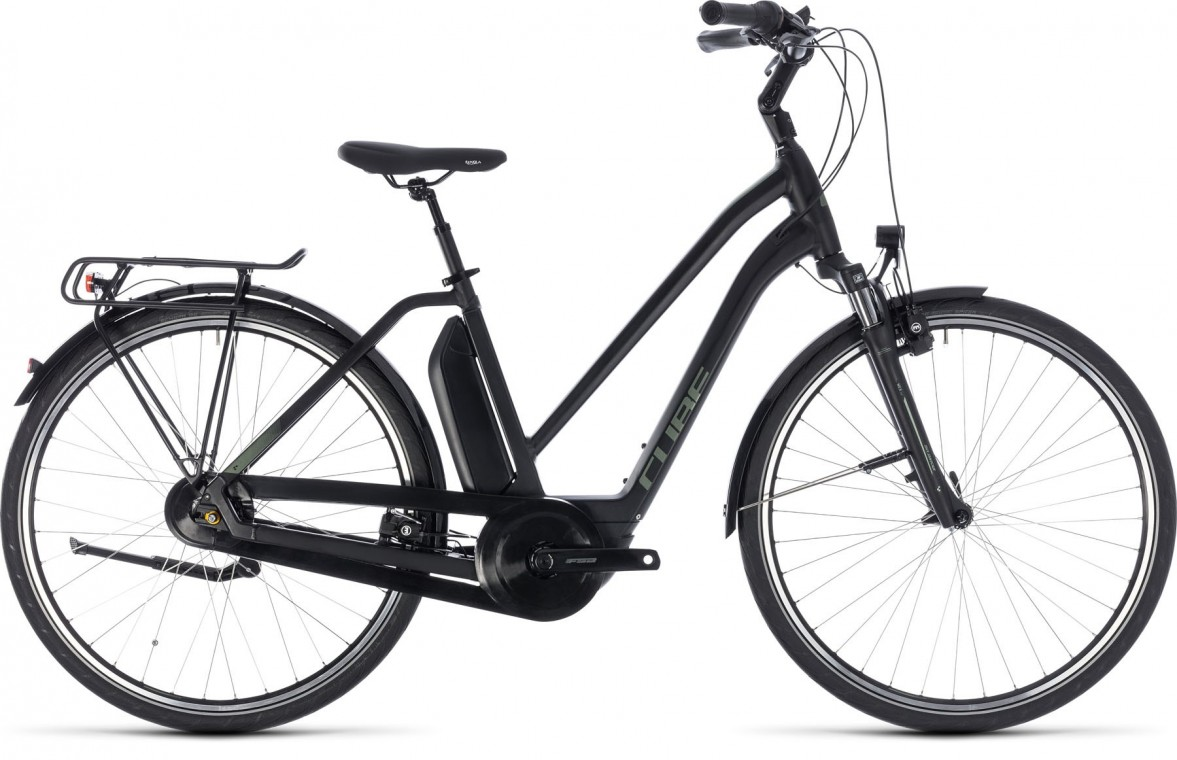 Town Hybrid One 400, 2018 - electric bike