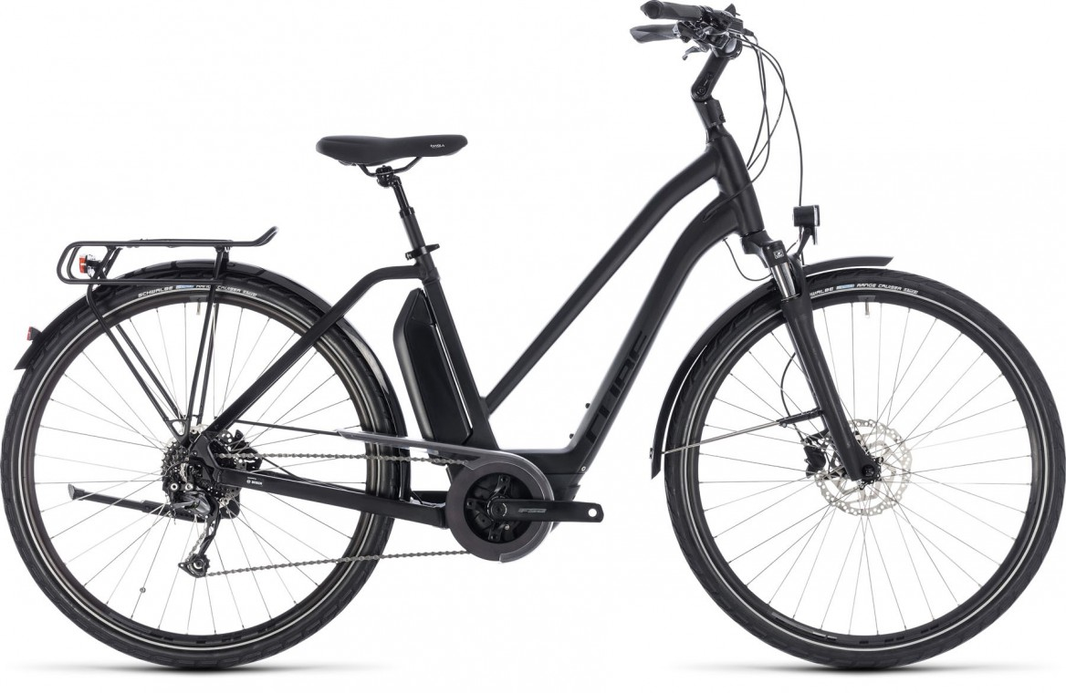 Town Hybrid Sport 400, 2018 - electric bike
