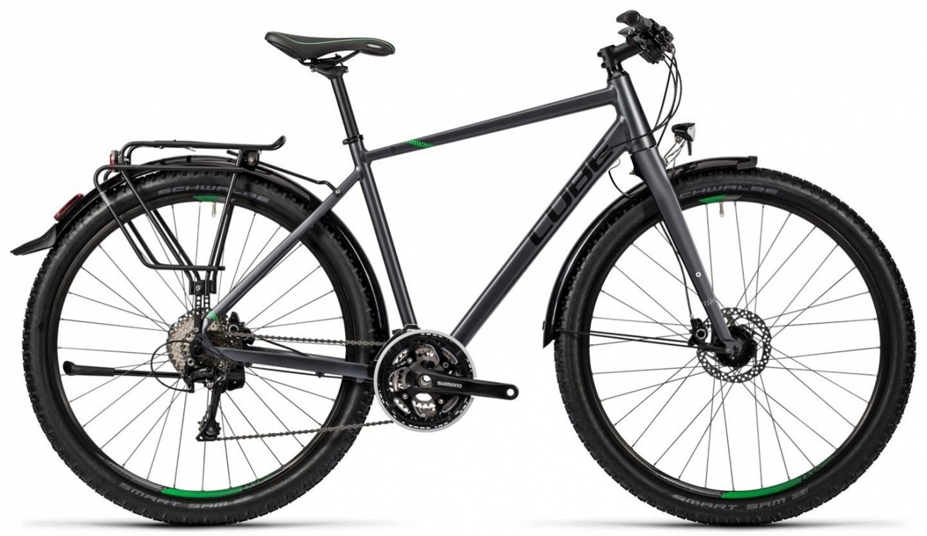 Travel EXC 2016 - Hybrid Bike