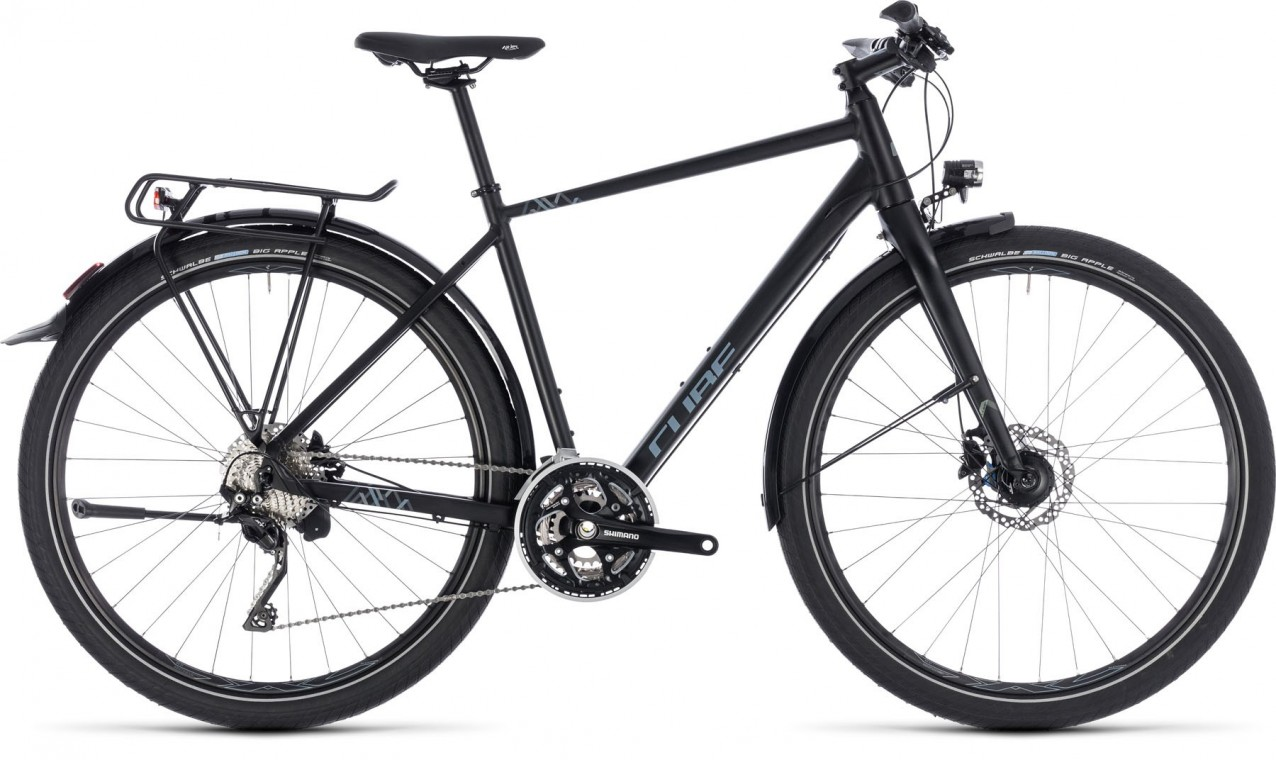 Travel EXC, 2018 - hybrid bike