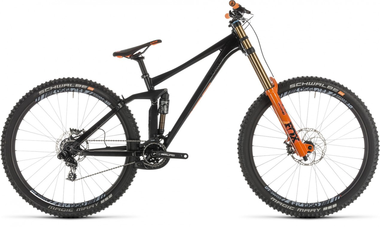 Two15 SL 2019 - Full Suspension Bike
