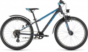 Cube Access 240 Allroad Grey/Blue/Pink