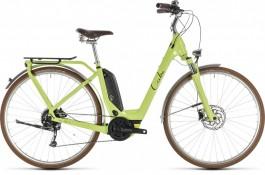 Cube Elly Ride Hybrid 500 Green/BlackElly Ride Hybrid 500 2019 - Electric Bike