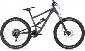Cube Hanzz 190 TM 27.5, 2018 - Freeride full suspension bike