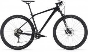 Cube Reaction SL 27.5, 2018 - Carbon Hardtail Mountain bike black/white