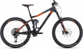 Cube Stereo 160 C:62 TM 27.5, 2018 - Full suspension bike