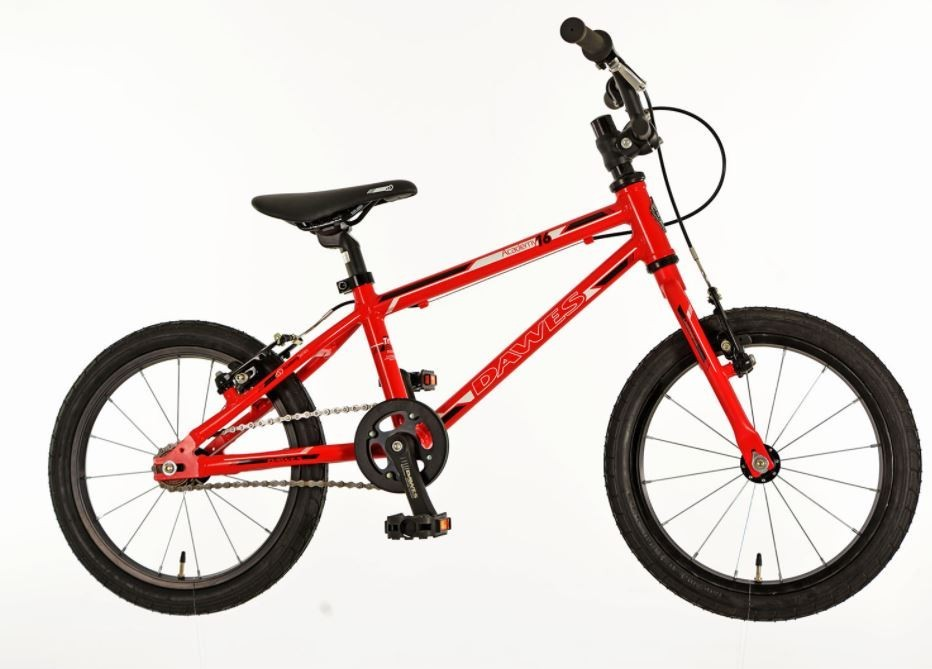 Academy 16 Red 2018 - Kids Bike